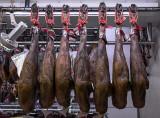 La Boqueria (2), ham on the hoof
