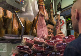La Boqueria (4), the happy butcher
