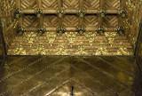 Chapel, ceiling detail