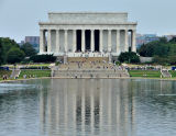 Lincoln Memorial, Reflecting Pool