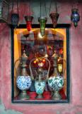 Covered Bazaar shop window