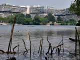 The Watergate, from Roosevelt Island