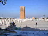 011 Rabat - View of H. Tower from Tomb.JPG