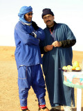 086 Sahara - Two of our genial hosts.JPG