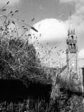 Le clocher du Conquet.