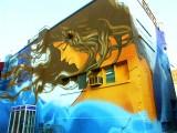 La fille du mur.