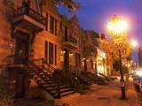 Sherbrooke by night.