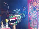 Le dragon.