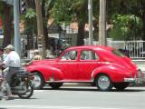Peugeot 203 rouge