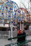 Metro Palais Royal.Paris.