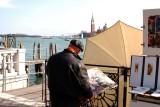 Artiste à San Marco.