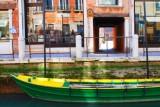 La barque verte.