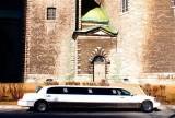 La limousine.