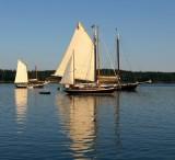 Swan's Island harbor