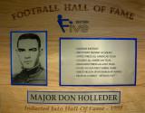 Major Donald Holleder - Distinguished Service Cross - KIA 17 Oct. '67