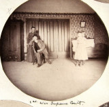 Dunn House Interior: 1889 from Gundry album