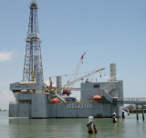 Oil Drilling Rig and Maritime Museum