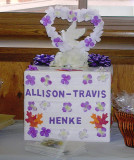 October 2007: Allison's Wedding