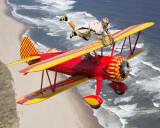 3rd: aerobatics