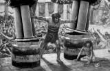 4th: Samson pillars