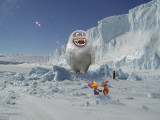 5th: snow man