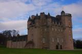 Castle Fraser in winter...