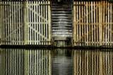 Water Gates.