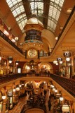 Queen Victoria building - interior