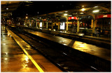 Night at the station