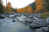 Evening  On The Upper Entiat River