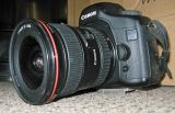 Canon 5D With 17mm-40mm F4 L Lens ( The Poor Man's Pro Camera)
