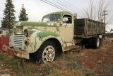 Old Truck In Waterville