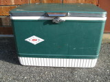 1960's Coleman  Diamond Brand Cooler Chest