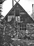 Monte At Peter Grub Hut ( June 1977)