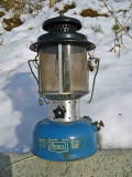 July 1969 Sears Two Mantle Lantern