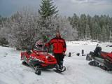 Monte With Polaris 600