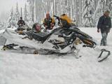 New Ski-Doo With 1000cc Rotax Engine