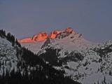First Light On Buck Mountain