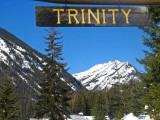 Trinity ( Copper Mine Ghost Town Since 1938)