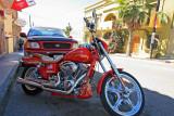 Nice  Harley In Todos Santos