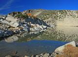 Tarn Near Colchuck Pass