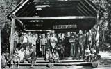 School Reunion/Party At Stehekin School ( Early 1980's)