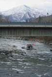 Fish Trap To Count Young Salmon And Steelhead