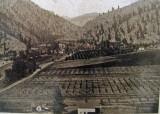 Old Entiat Valley Scene