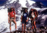 Strider, P.A. Jeff And Hacker Side Trip Up Rainier