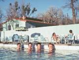 Kelty Kids And John Mills At Warner Springs April 1977