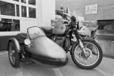 BMW  R80/7  Bike With Sidecar