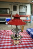 Tim's  Ted Williams Redone  Crome Plated  Lantern