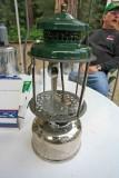 1930's Rare Coleman  Slant Tube Lantern