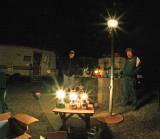 Coleman  Street Lamp